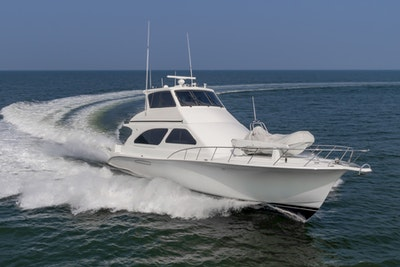 photo of 65' Ocean Yachts 65 Odyssey 2003