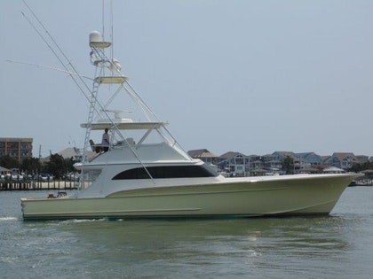 photo of 65' Ritchie Howell Sportfish 2001
