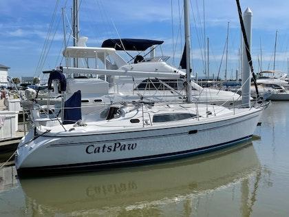 photo of 31' Catalina 309 with Generator 2007