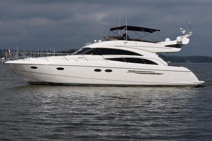 photo of 57' Viking Princess Viking Sport Cruiser 2005