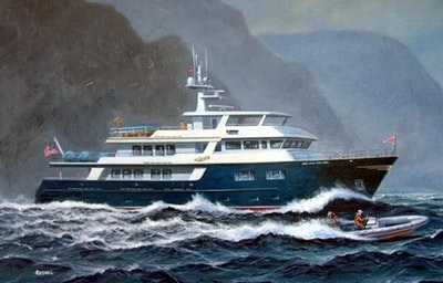 photo of 120' Inace Overing 2023