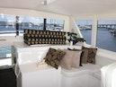 Viking-60 Cockpit Sport Yacht 2000-Lindonia Stuart-Florida-United States-Enclosed Bridge-200754   Thumbnail
