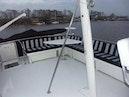 Hatteras-Cockpit Motor Yacht 1981 -Madisonville-Louisiana-United States-Flybridge Seating-200718 | Thumbnail