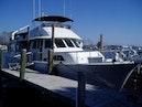 Hatteras-Cockpit Motor Yacht 1981 -Madisonville-Louisiana-United States-At the Dock-200724 | Thumbnail