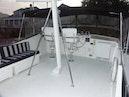 Hatteras-Cockpit Motor Yacht 1981 -Madisonville-Louisiana-United States-Flybridge-200717 | Thumbnail