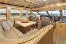 Paragon-motor yacht 2015-PARAGON COCKPIT Seattle-Washington-United States-Pilothouse Settee-1377211 | Thumbnail