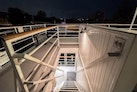 AC Mcleod-Custom Sternwheeler House Barge 1982-Elena Queen of Arts Haverstraw-New York-United States-Stairs to Lower Level-929660 | Thumbnail