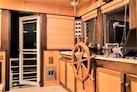 AC Mcleod-Custom Sternwheeler House Barge 1982-Elena Queen of Arts Haverstraw-New York-United States-Wheelhouse-929659   Thumbnail