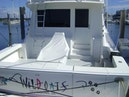 Viking-55 Convertible 1998-Wild Oats Cape May-New Jersey-United States-Transom-928440 | Thumbnail