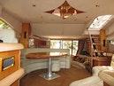 Sunseeker-Manhattan 64 2003-Dealership Fort Lauderdale-Florida-United States-Salon with NEW Headliner and Fabrics-1147349 | Thumbnail