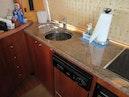 Sunseeker-Manhattan 64 2003-Dealership Fort Lauderdale-Florida-United States-Galley Sink Area-375982 | Thumbnail