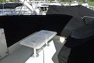 Hatteras-67 Cockpit Motor Yacht 1988-Lady Encore Saint Petersburg-Florida-United States-Fly-Bridge seating-926185 | Thumbnail