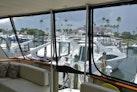 Hatteras-67 Cockpit Motor Yacht 1988-Lady Encore Saint Petersburg-Florida-United States-New Enclosure-926174 | Thumbnail