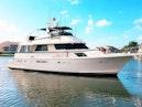 Hatteras-67 Cockpit Motor Yacht 1988-Lady Encore Saint Petersburg-Florida-United States-Profile-926166 | Thumbnail
