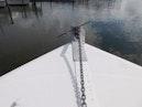 Millennia-Catamaran Center Console S/F 2009 -Madeira Beach-Florida-United States-Bow Roller & Anchor-925386 | Thumbnail
