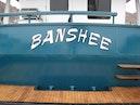 Custom-North Sea Trawler 1996-Banshee Ladner-British Columbia-Canada-Transom-386848 | Thumbnail