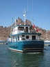 Custom-North Sea Trawler 1996-Banshee Ladner-British Columbia-Canada-Stern-386847 | Thumbnail