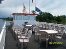Custom-Triple Deck Dinner River Boat 1996-Barefoot Princess Beaufort-North Carolina-United States-Top Deck-389120   Thumbnail
