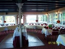 Custom-Triple Deck Dinner River Boat 1996-Barefoot Princess Beaufort-North Carolina-United States-Dining Room-389112   Thumbnail