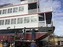 Custom-Triple Deck Dinner River Boat 1996-Barefoot Princess Beaufort-North Carolina-United States-Bow View-389110   Thumbnail