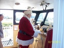 Custom-Triple Deck Dinner River Boat 1996-Barefoot Princess Beaufort-North Carolina-United States-Santa at the Helm-389122   Thumbnail