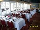 Custom-Triple Deck Dinner River Boat 1996-Barefoot Princess Beaufort-North Carolina-United States-Dining Room-389111   Thumbnail