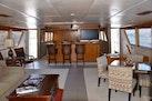 Broward-Raised Pilothouse 1982-ESPRIT La Paz, Baja California Sur-Mexico-Salon Looking Forward-387269 | Thumbnail