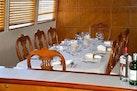 Broward-Raised Pilothouse 1982-ESPRIT La Paz, Baja California Sur-Mexico-Dining Area-387271 | Thumbnail