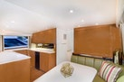 Viking-Enclosed Bridge 2001-Following Grace North Palm Beach-Florida-United States-Dinette and Galley-370443 | Thumbnail