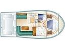 Luhrs-40 Convertible 1999-Seagar Time Pompano Beach-Florida-United States-Layout Drawing-923927 | Thumbnail