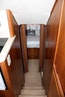 Luhrs-40 Convertible 1999-Seagar Time Pompano Beach-Florida-United States-Companionway to Staterooms-923932 | Thumbnail
