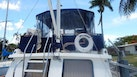 Monk-Classic 1988-Splendido Fort Lauderdale-Florida-United States-Ladder From Aft Deck To Flybridge-369735 | Thumbnail