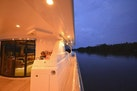 Horizon-97 Motoryacht with Raised Pilothouse and Skylounge 2011-EnCore Tahiti-French Polynesia-Starboard Aft Quarter-369761 | Thumbnail