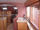 Burger-Raised Pilothouse 1958-Diane Ft. Lauderdale-Florida-United States-Galley Entry View from Wheelhouse-369344 | Thumbnail