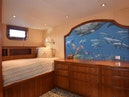 Burger-Raised Pilothouse 1958-Diane Ft. Lauderdale-Florida-United States-Twin Aft Guest Cabin to Port-369329 | Thumbnail
