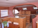 Burger-Raised Pilothouse 1958-Diane Ft. Lauderdale-Florida-United States-Full Galley View from Entry Way-369341 | Thumbnail