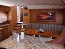 Burger-Raised Pilothouse 1958-Diane Ft. Lauderdale-Florida-United States-Galley to Settee View-369346 | Thumbnail