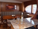Burger-Raised Pilothouse 1958-Diane Ft. Lauderdale-Florida-United States-Galley to Settee with Port View-369343 | Thumbnail