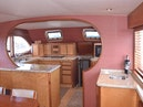 Burger-Raised Pilothouse 1958-Diane Ft. Lauderdale-Florida-United States-Full Galley Entry View from Wheelhouse-369340 | Thumbnail