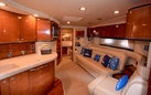 Sea Ray-Sundancer 2004-Bubba The Final Version? Dania Beach-Florida-United States-Main Salon with Galley and Starboard Settee-368971   Thumbnail
