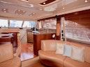 Sea Ray-550 Sedan Bridge 2005-March Madness Pompano Beach-Florida-United States-Salon to Galley-277841 | Thumbnail