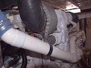 Sea Ray-550 Sedan Bridge 2005-March Madness Pompano Beach-Florida-United States-Engine Room-277902 | Thumbnail