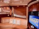 Sea Ray-550 Sedan Bridge 2005-March Madness Pompano Beach-Florida-United States-Salon to Starboard with TV-277844 | Thumbnail