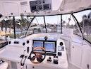 Sea Ray-550 Sedan Bridge 2005-March Madness Pompano Beach-Florida-United States-Flybridge Overlooking from Seating-277894 | Thumbnail