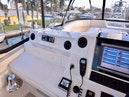 Sea Ray-550 Sedan Bridge 2005-March Madness Pompano Beach-Florida-United States-Flybridge Helm to Port-277889 | Thumbnail