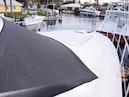 Sea Ray-550 Sedan Bridge 2005-March Madness Pompano Beach-Florida-United States-Bow with Cover on Windshield-277871 | Thumbnail