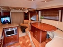 Sea Ray-550 Sedan Bridge 2005-March Madness Pompano Beach-Florida-United States-Galley to Salon-277851 | Thumbnail
