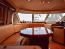 Sea Ray-550 Sedan Bridge 2005-March Madness Pompano Beach-Florida-United States-Settee Facing Galley-277847 | Thumbnail