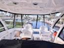 Sea Ray-550 Sedan Bridge 2005-March Madness Pompano Beach-Florida-United States-Flybridge Helm-277880 | Thumbnail