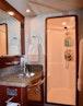 Sea Ray-550 Sedan Bridge 2005-March Madness Pompano Beach-Florida-United States-Owners Suite Head-277858 | Thumbnail